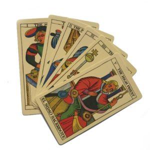 Spanish Tarot Card Deck