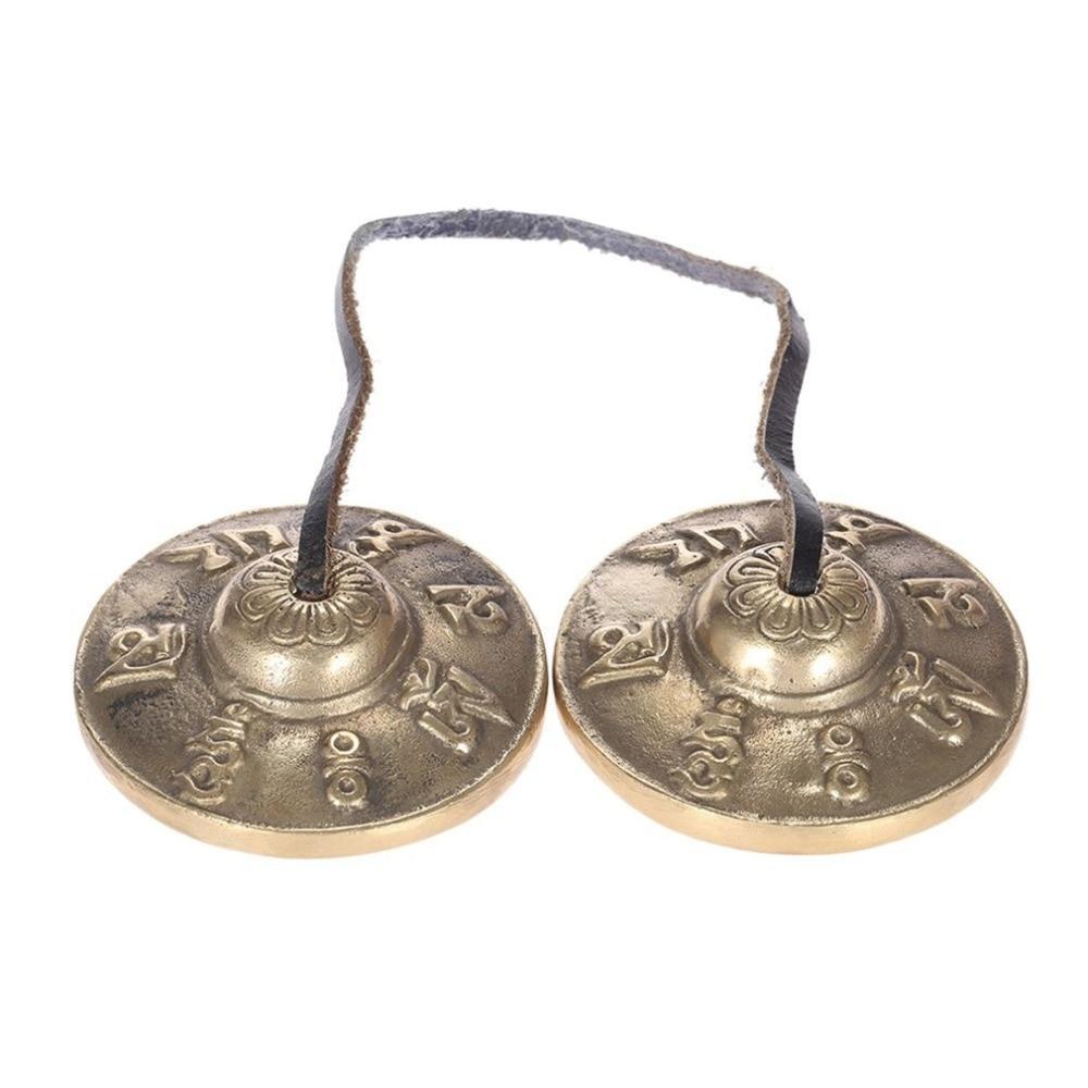Tingsha Wisdom Cymbals